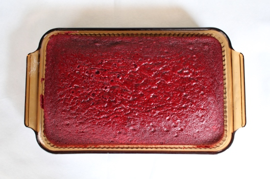 used this delicious Montclair Martha's Red Velvet Cake from Martha ...