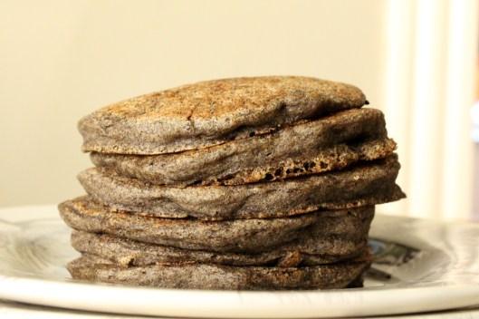 Buckwheat Vegan Pancakes - Gluten Free